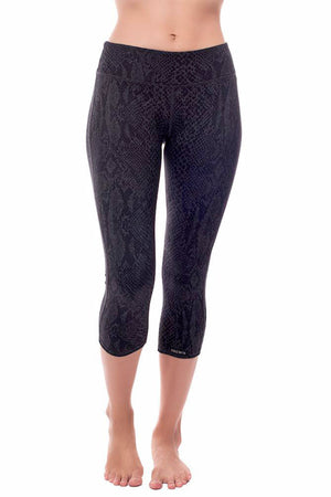 Cobra Crop Leggings