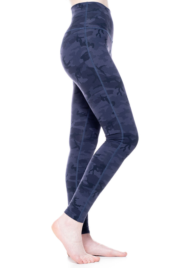 Dark Knight 2.0 High Rise Leggings