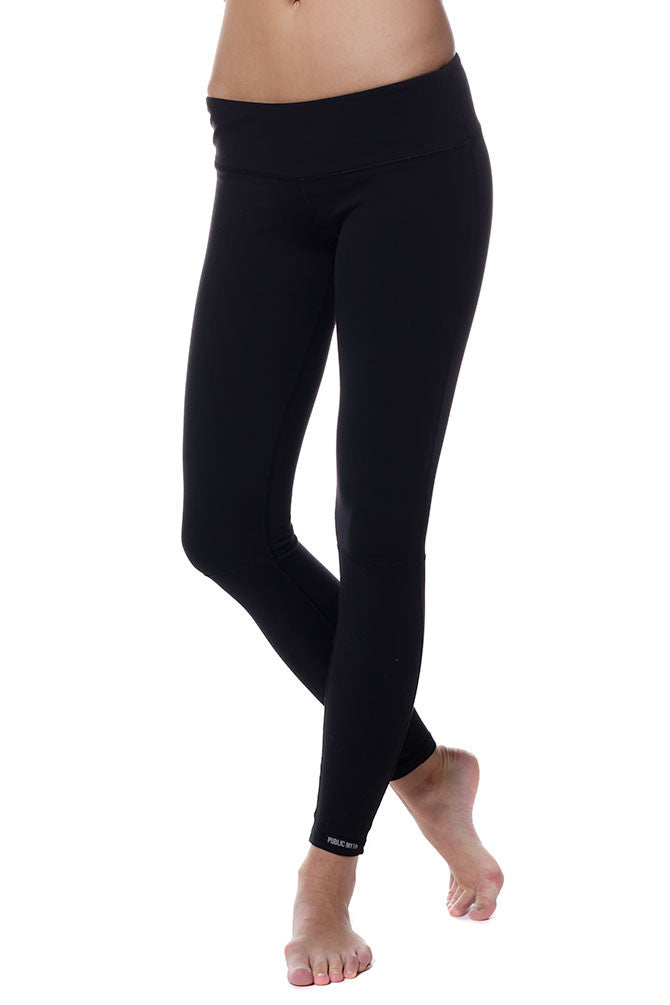 Low Rise Yoga Leggings Public Myth