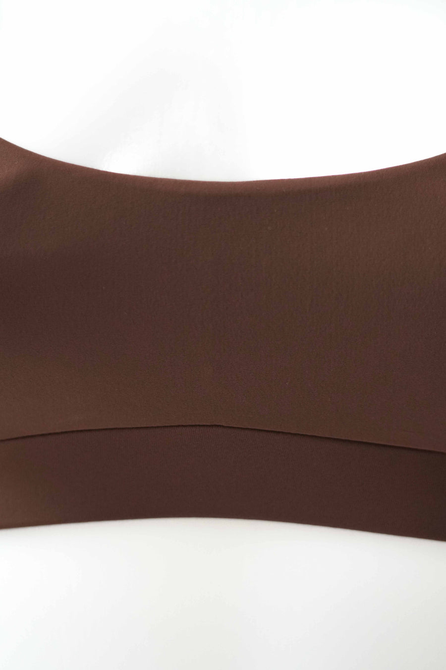 Classic Bandeau Top - Brown