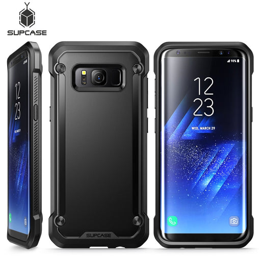 Premium Hybrid TPU PC Case for Samsung Galaxy S8