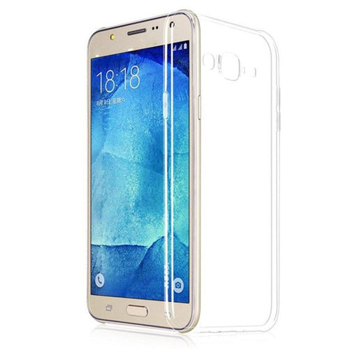 Clear TPU Protective Case for Samsung Galaxy J3