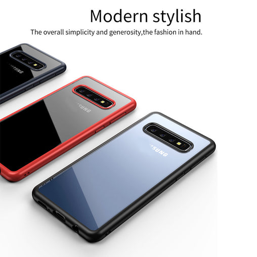 Soft Slim Matte TPU Case for Samsung S10
