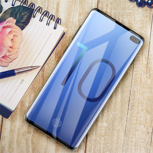 Tempered Protective Glass for Samsung Galaxy S10