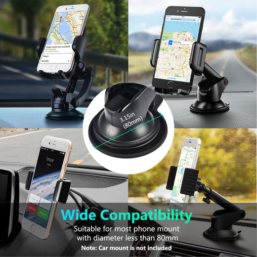 Dashboard Phone Holder