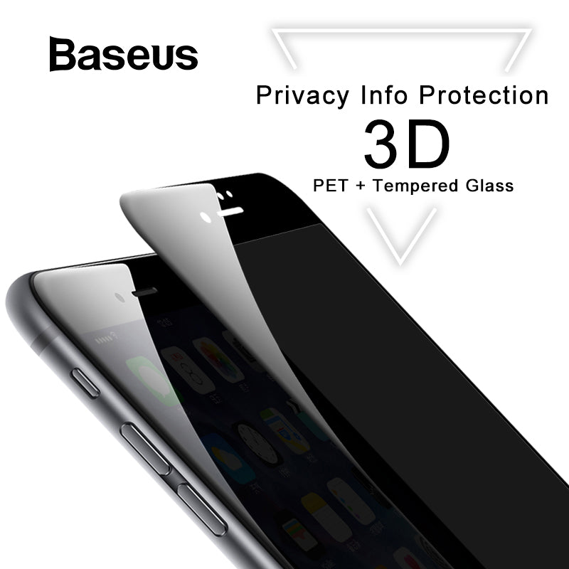 Baseus 3D Screen Protector For iPhone