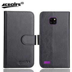 Ulefone Note 7 Case Exclusive Handmade Leather Case
