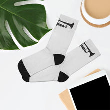 Load image into Gallery viewer, Trumpet Socks