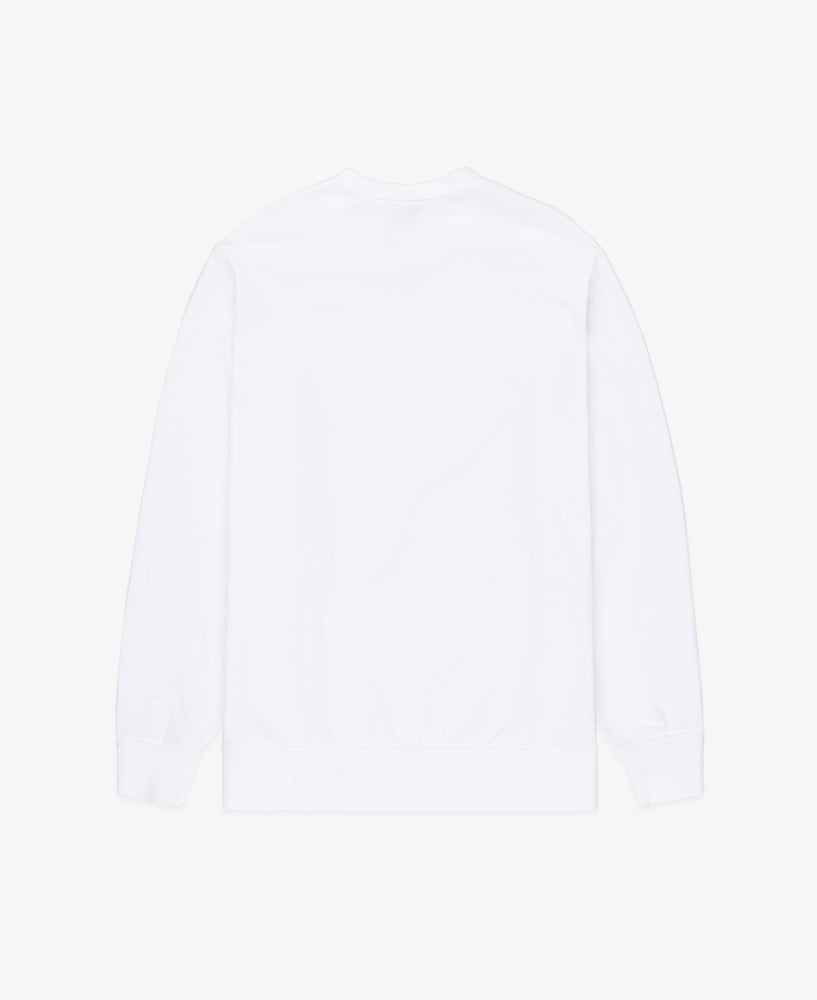 Summer Sweatshirt – White
