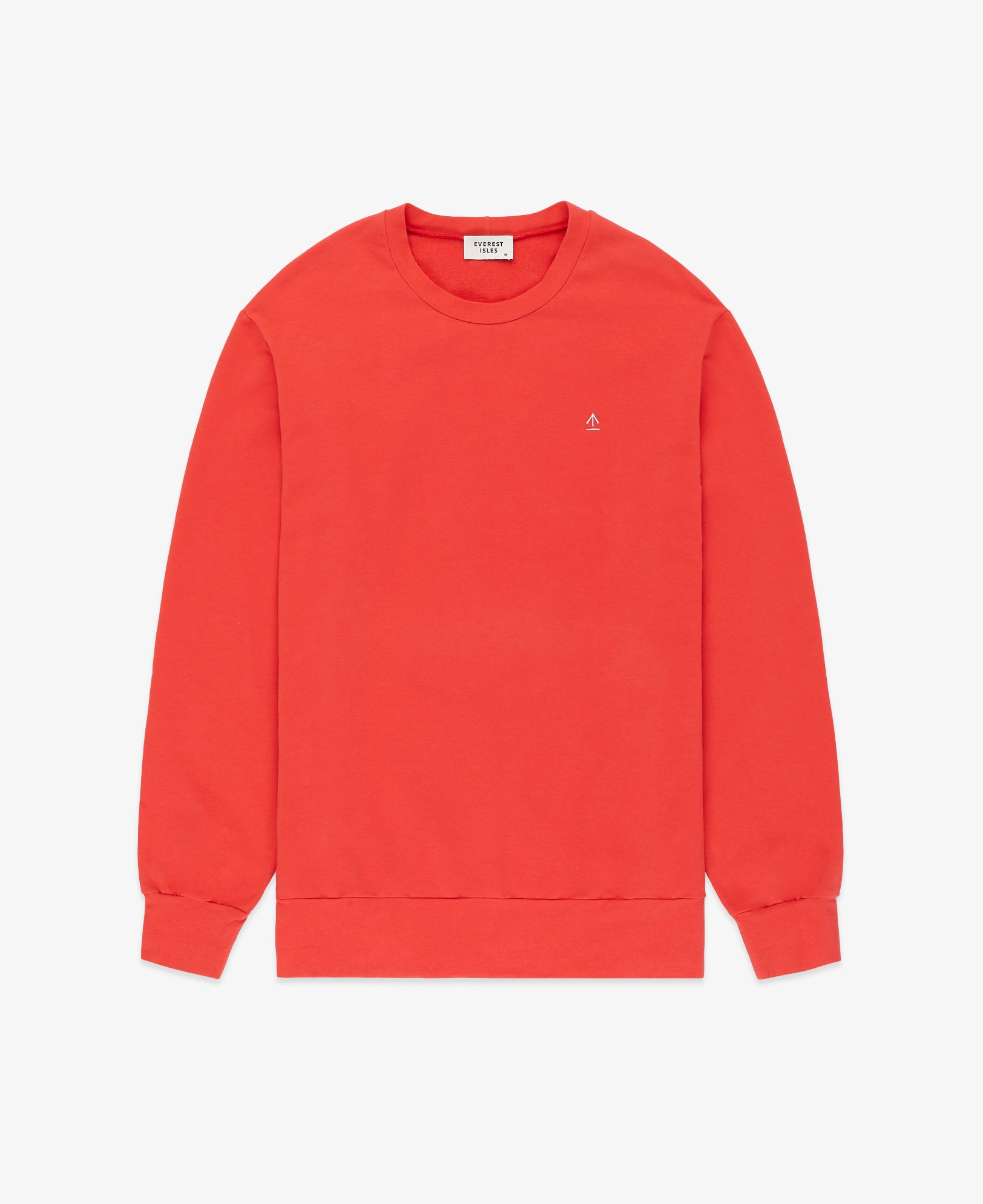 Summer Sweatshirt – Red