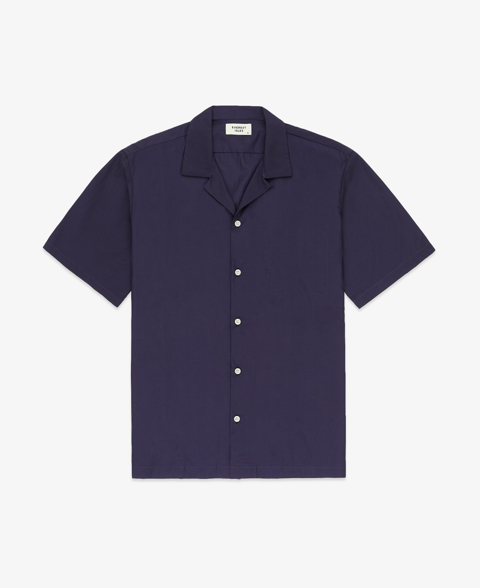 Beach Shirt - Midnight Navy
