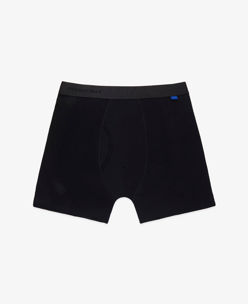 Seaweed Boxer Brief- Black