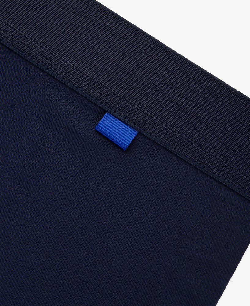 Seaweed Boxer Brief Midnight Blue