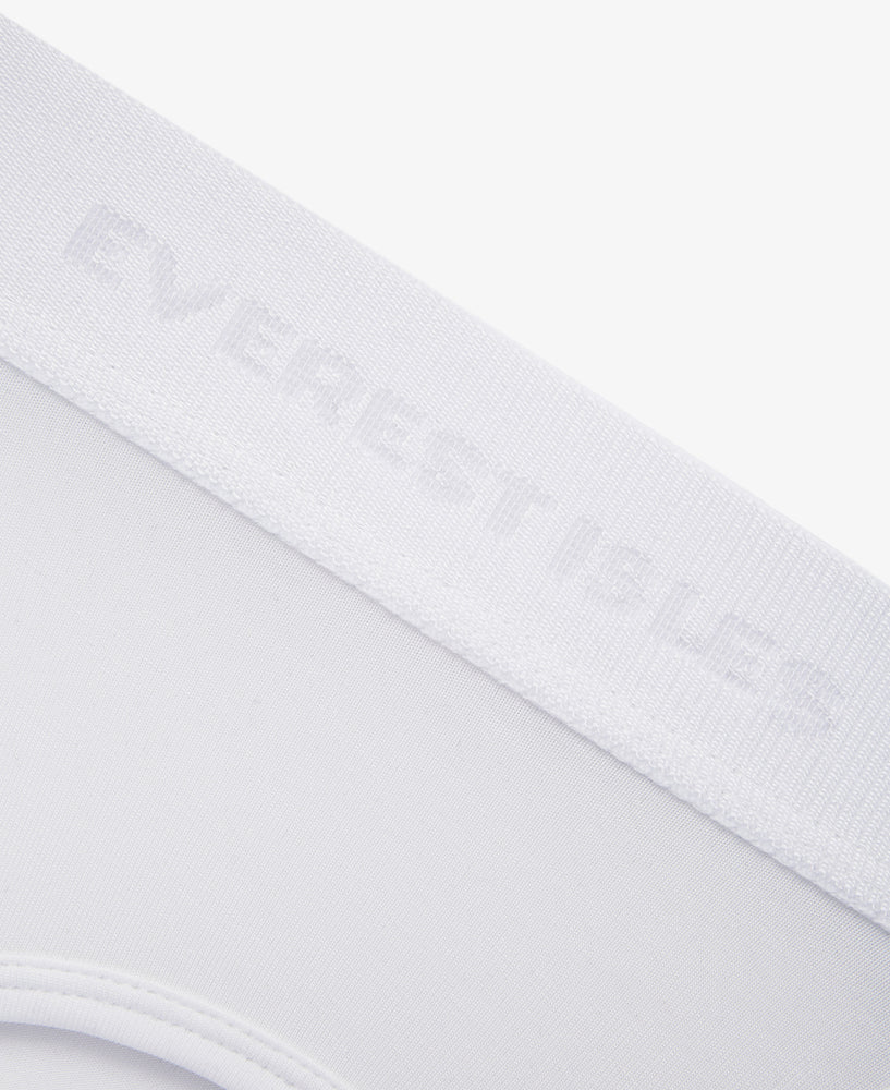 Seaweed Brief White
