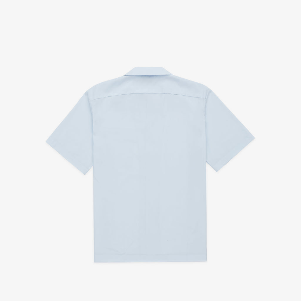 Beach Shirt- Sky Blue