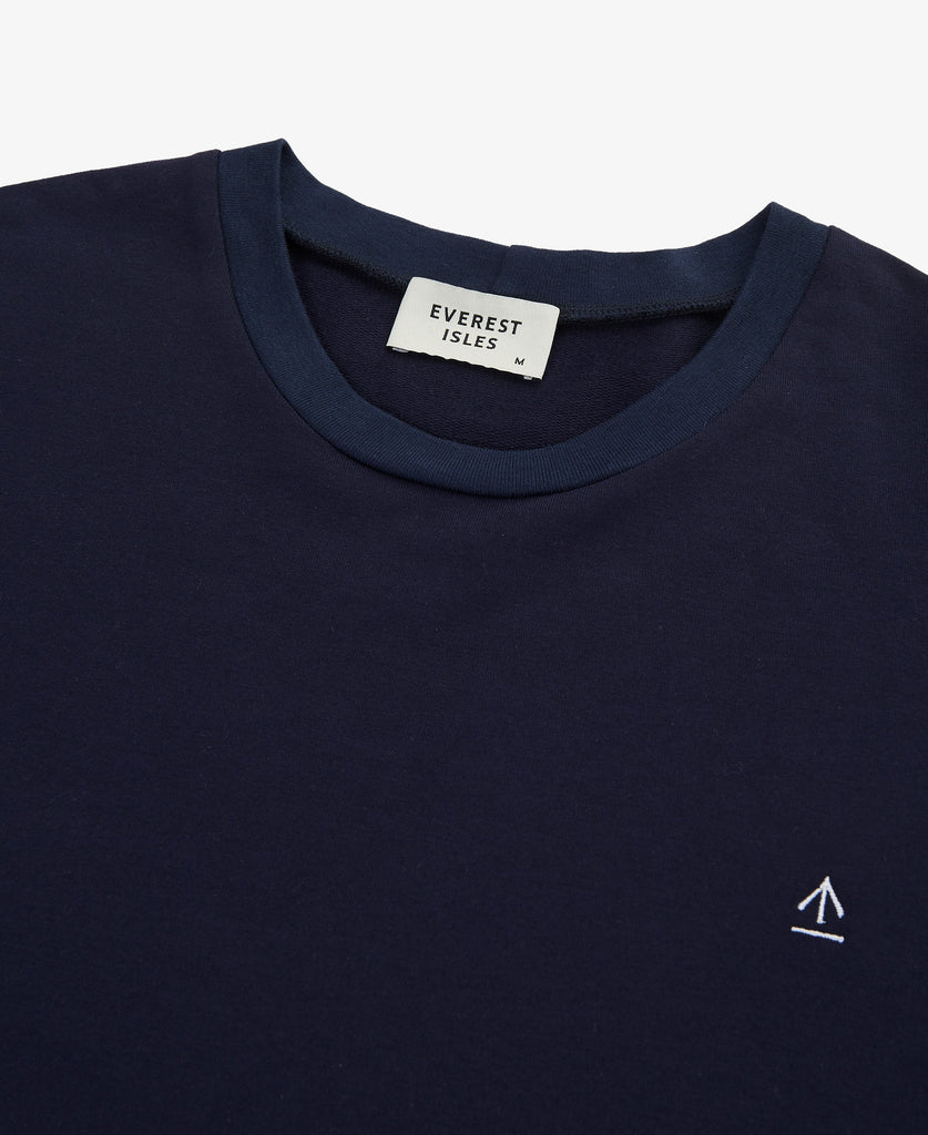 Summer Sweatshirt – Midnight Navy
