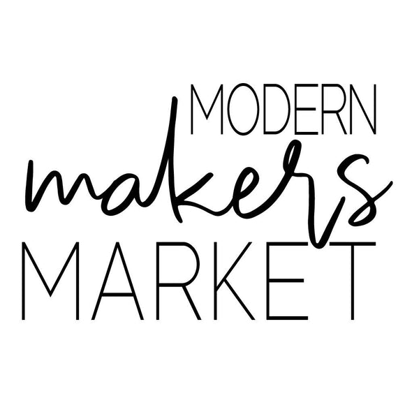 Image result for modern maker's market spring 2020