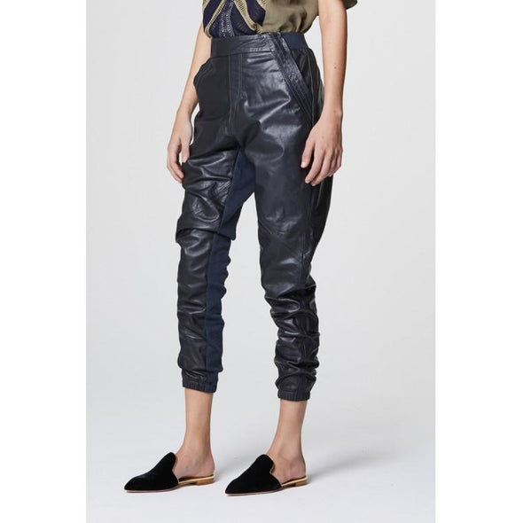 JANIS LEATHER PANTS