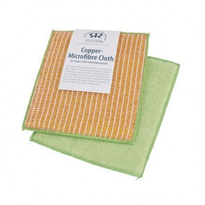 COPPER MICROFIBRE CLOTH
