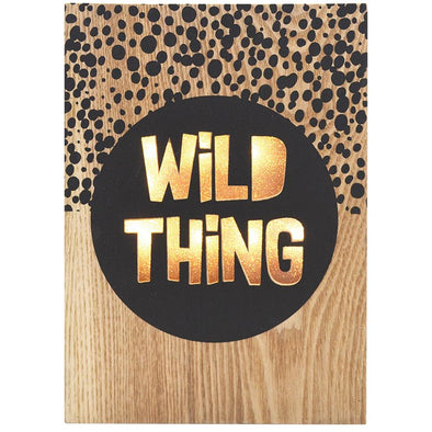 WILD THING LIGHT BOX
