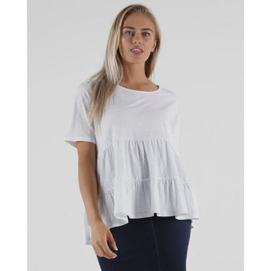SOFIA TOP | WHITE