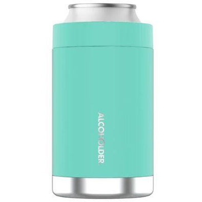 STUBZERO BOTTLE/CAN COOLER - SEAFOAM GREEN