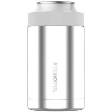 STUBZERO BOTTLE/CAN COOLER - STAINLESS SILVER