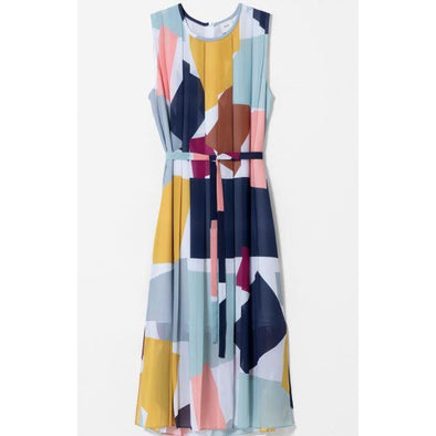 COLLAGE DRESS | PRINT