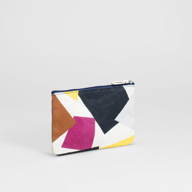 COLLAGE COIN PURSE