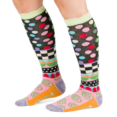 DOTS KNEE HIGH SOCK