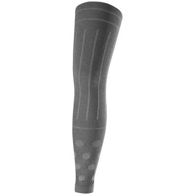 'ELIZA' GREY FOOTLESS TIGHTS