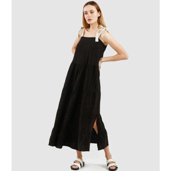 ERIN DRESS | BLACK