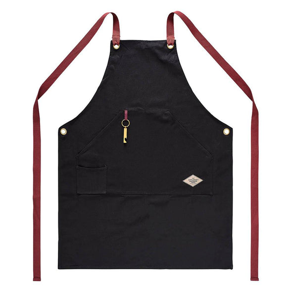 BBQ APRON & BOTTLE OPENER