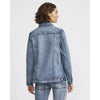 DENIM JACKET STONE WASH