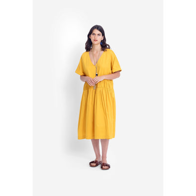 KARIS SMOCK DRESS | DANDELION