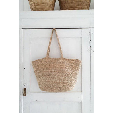 JUTE SMALL MARKET BASKET