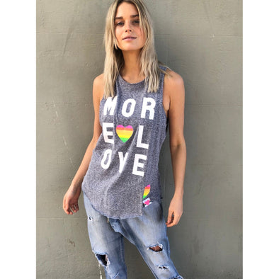 MORE LOVE TANK | BLUE MARLE