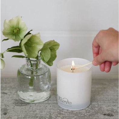 SOY & OLIVE OIL CANDLE