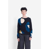 POPPY SWEATER | METALLIC POPPY