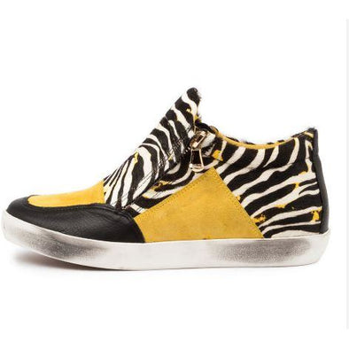 EMMER - YELLOW ZEBRA MULTI