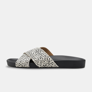 TIDE CROSS SLIDE | SNOW LEOPARD