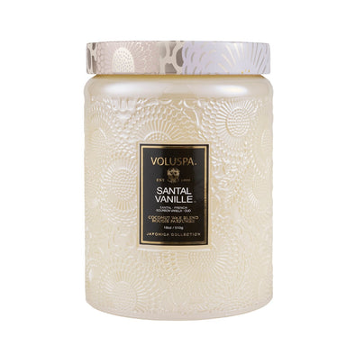 SANTAL VANILLE CANDLE | 100HR