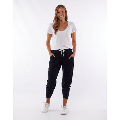 WASH OUT LOUNGE PANT | WASHED BLACK