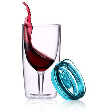 TRAVINO WINE SIPPY CUP | BLUE
