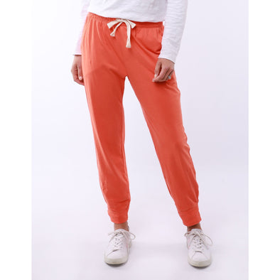 WASH OUT LOUNGE PANT | ORANGE