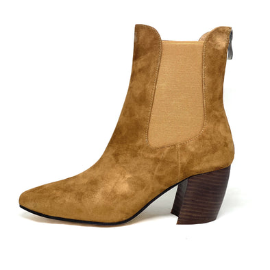 USHOLA SUEDE BOOT | WALNUT