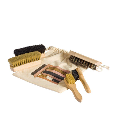 SHOE SHINE KIT & BAG
