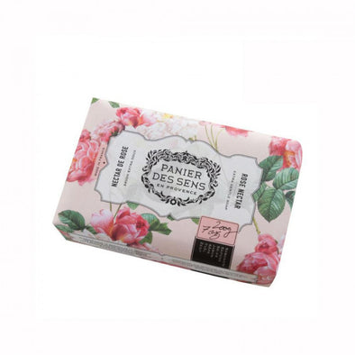 ROSE NECTAR WRAPPED SOAP