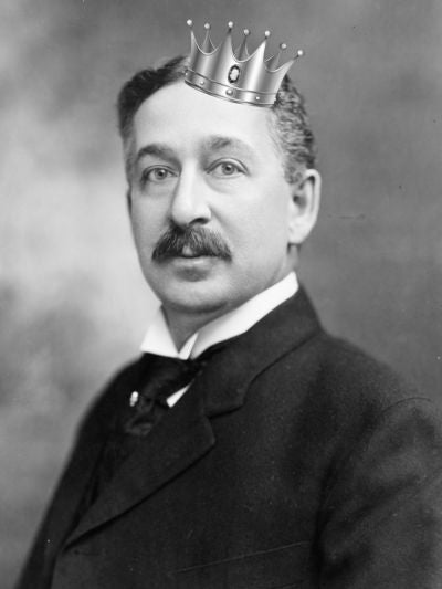 King Camp Gillette inventor of the eco friendly safety razor