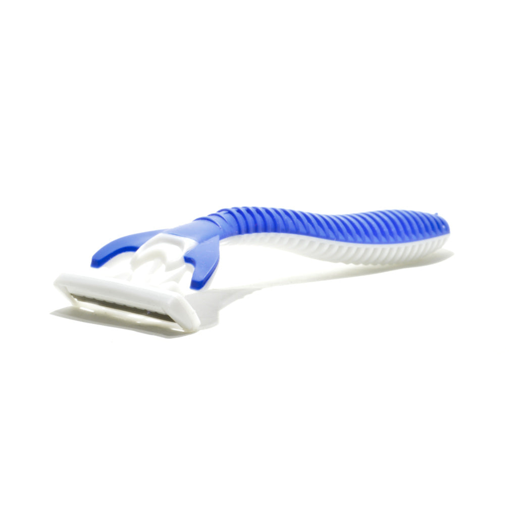 plastic single use disposable razor